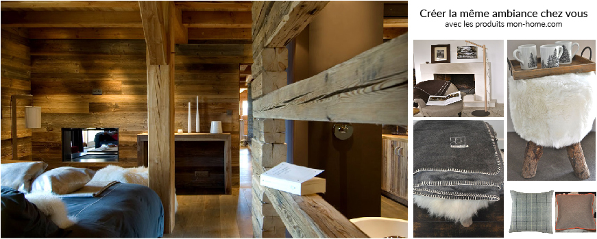 Creer Une Decoration Chalet Chic Blog