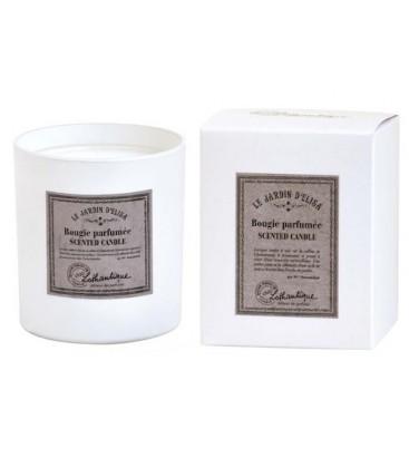Bougie parfumée Le Jardin d'Elisa - musc blanc