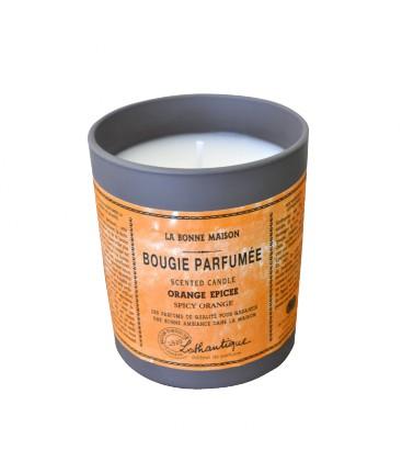 Bougie parfumée Lothantique - orange épicée