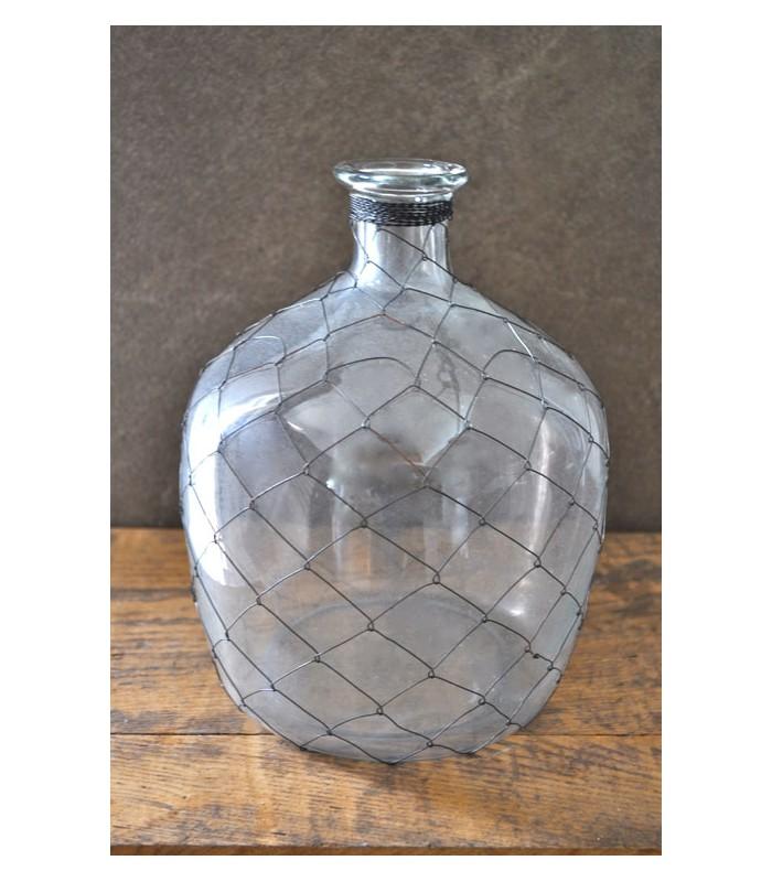 Petite bouteille grillag e mon home site de d coration - Site de decoration en ligne ...