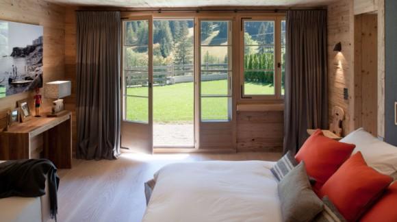 Un chalet de rêve à Gstaad