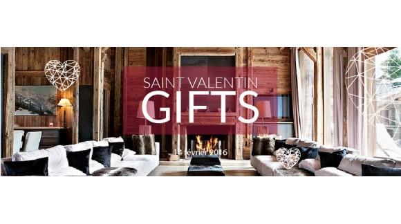 Les meilleures idées cadeaux déco pour la Saint Valentin