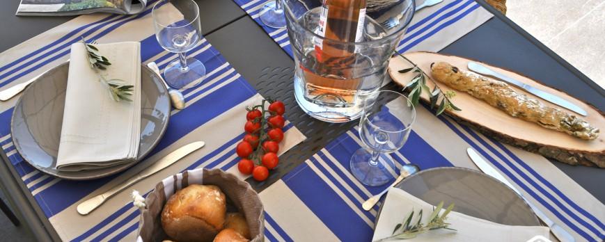 Une déco de table pour les beaux jours