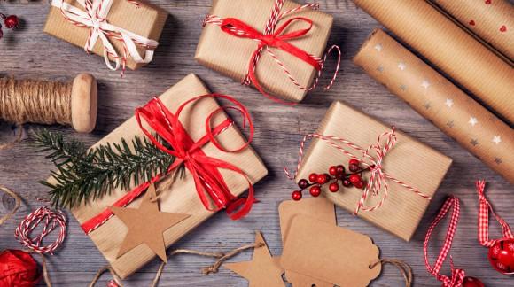 Les étiquettes de Noël