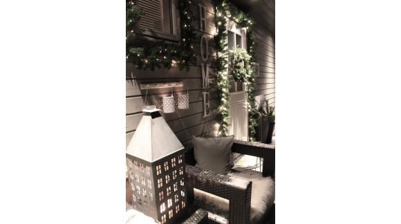 Noël : La décoration extérieure