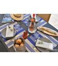 Set de table enduit Maia bleu - Jean Vier