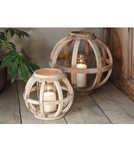 Lanterne Kabu small maison Nkuku