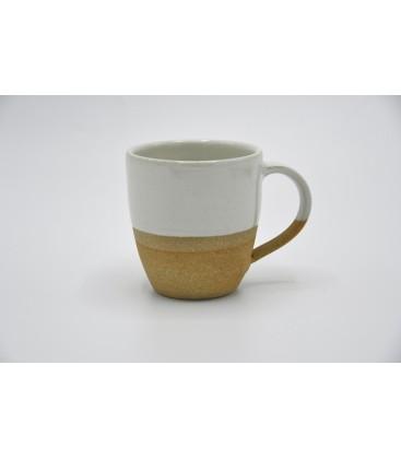 Mug Mali grd modèle en céramique mat et brillant 10x9cm