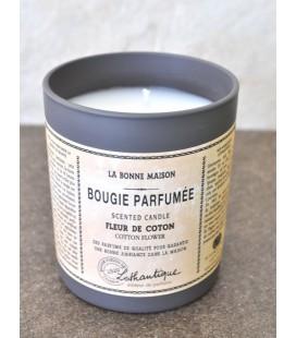 Bougie parfumée Lothantique - fleur de coton